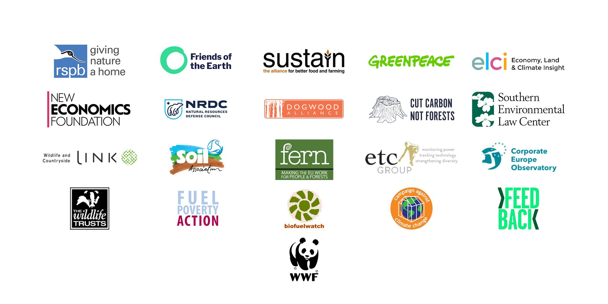 NGO Statement on Biomass